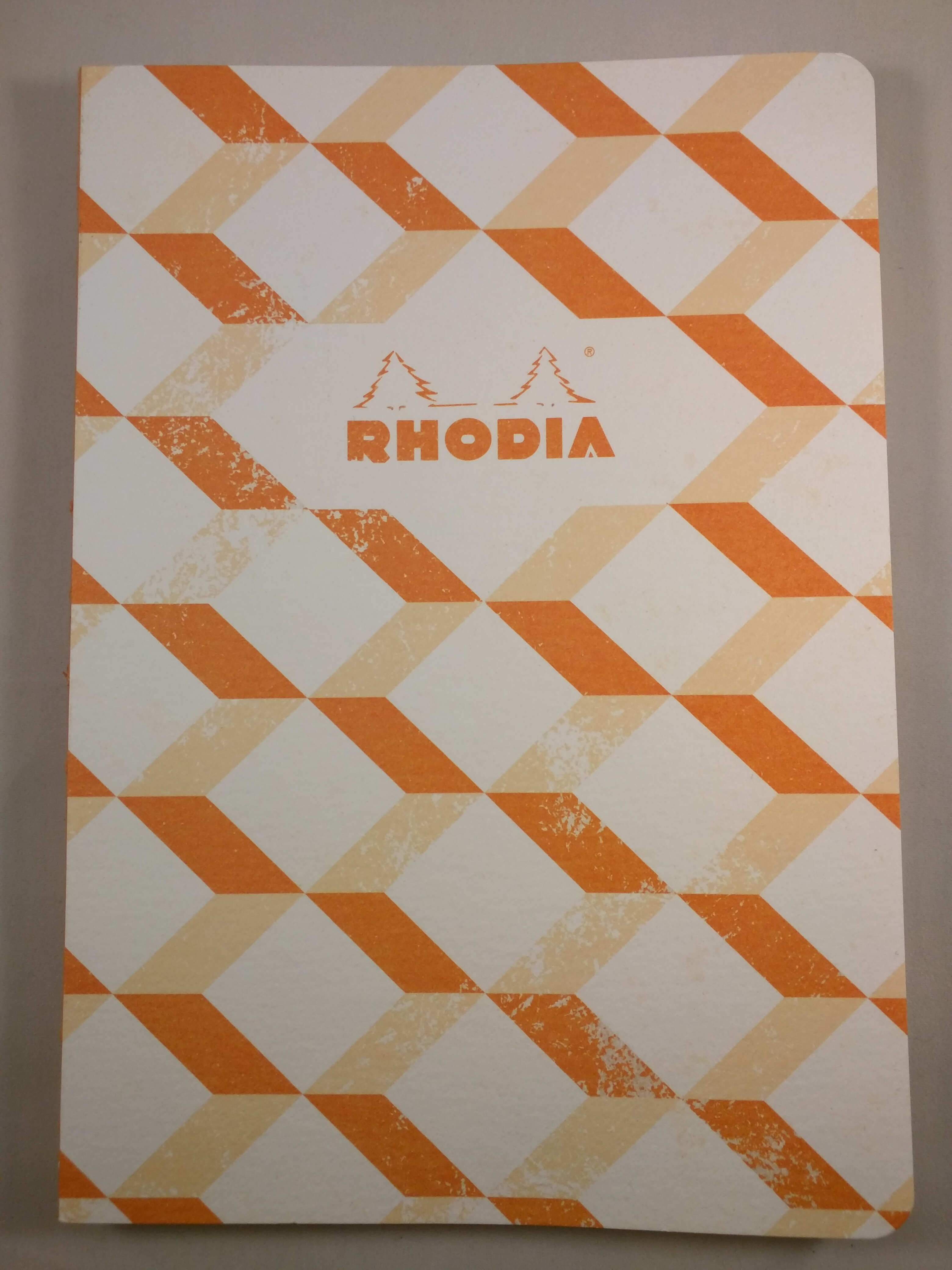 Rhodia Heritage notebook covers