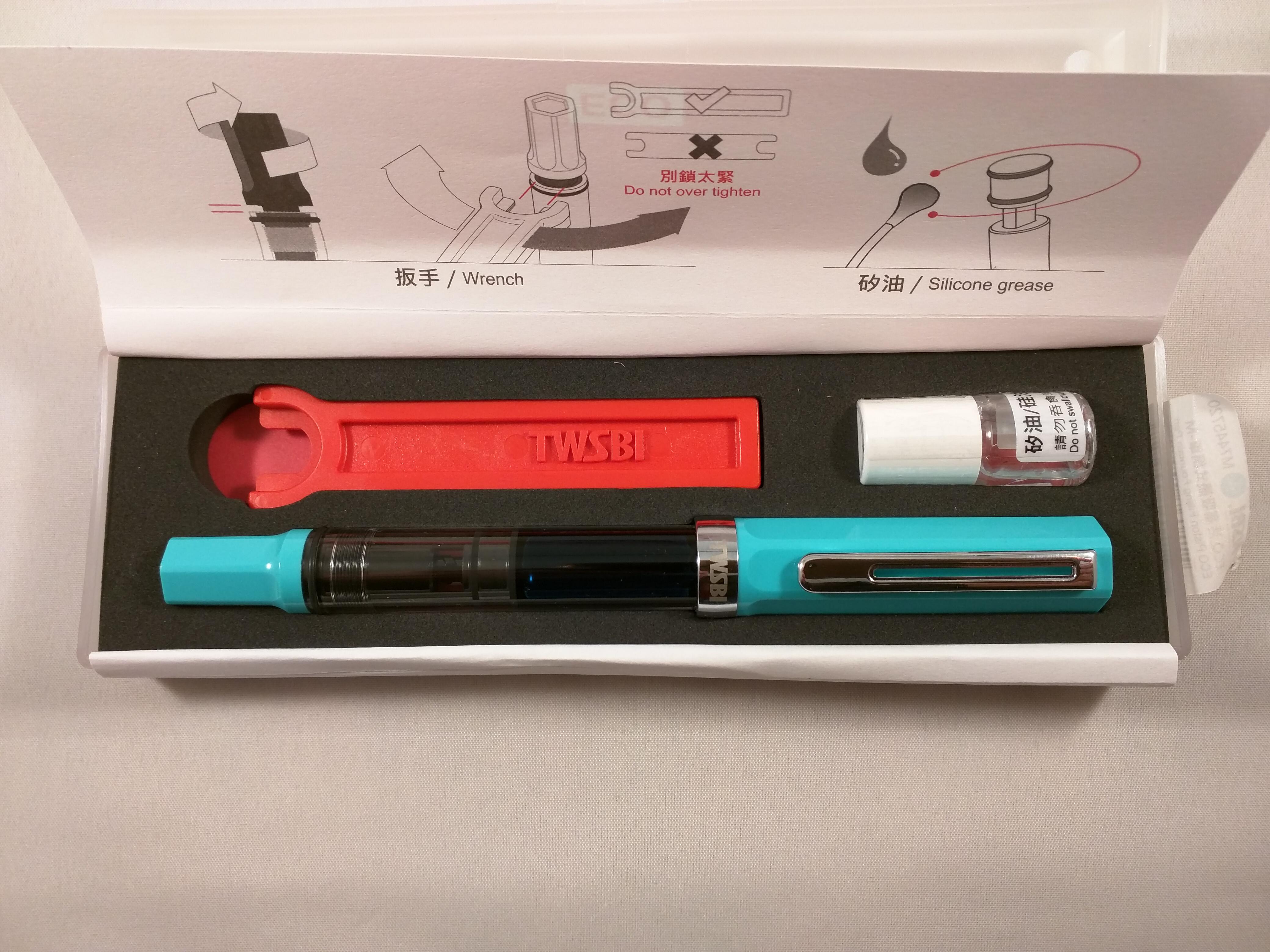 TWSBI Eco in box