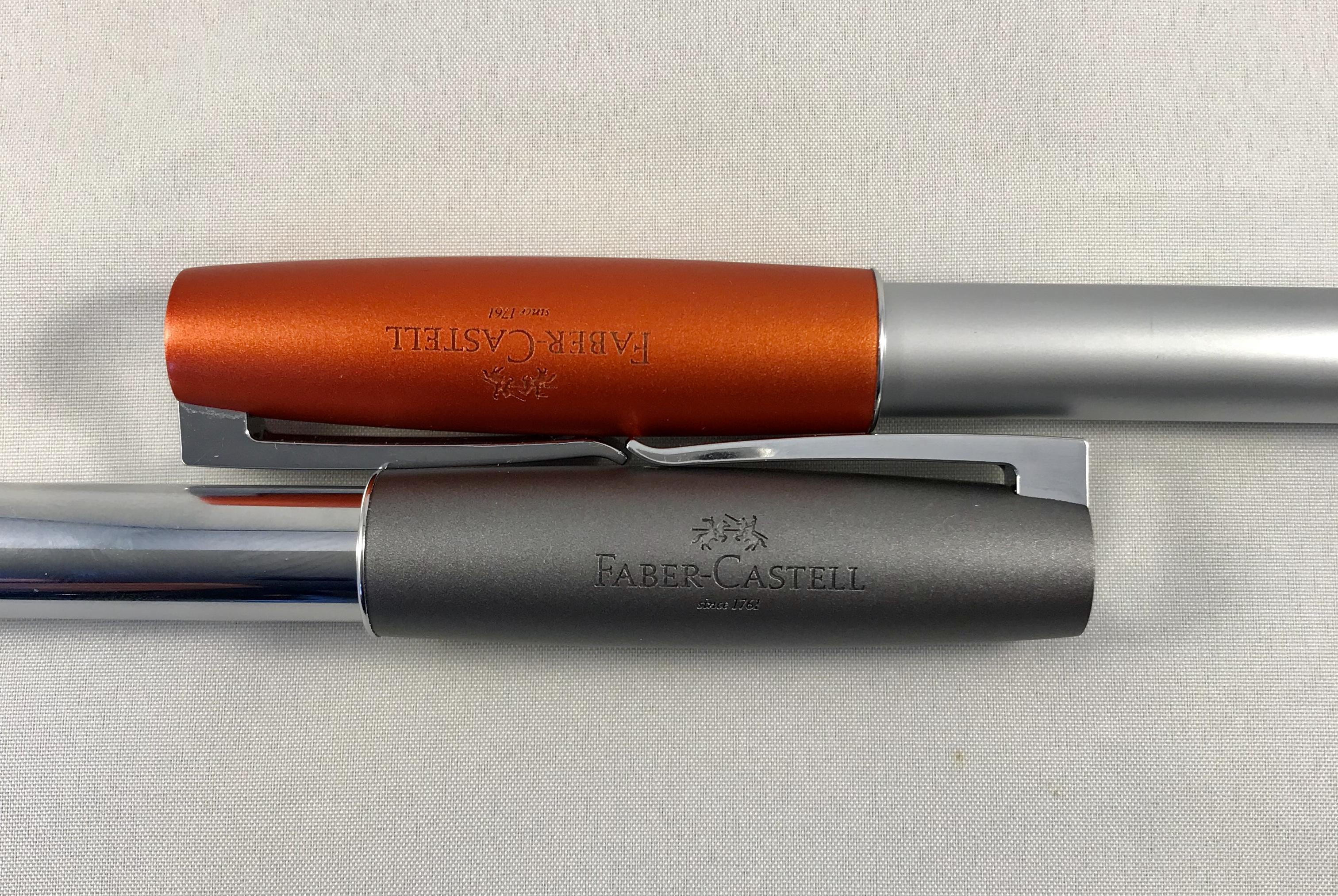 Faber-Castell Loom cap detail