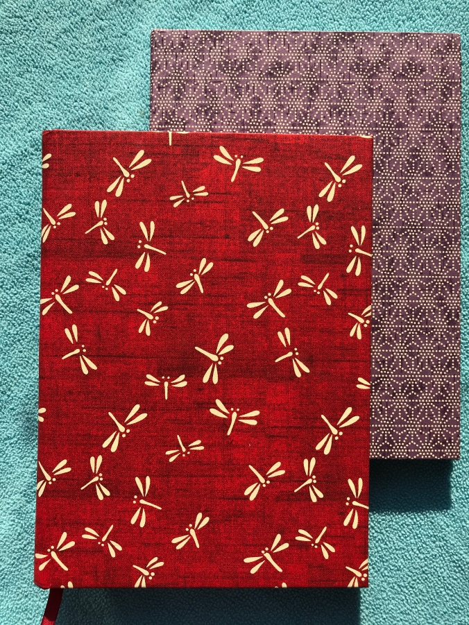 Pebble Stationery Chiyogami Notebook cover details